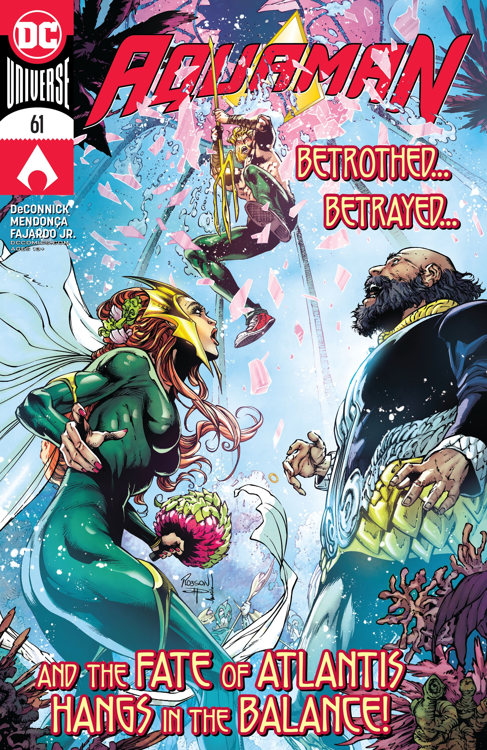 Aquaman Vol 8 61