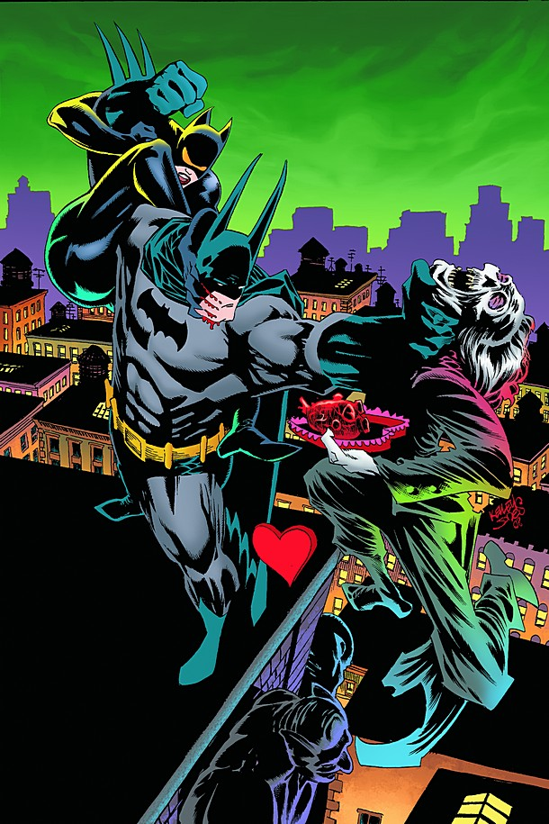 Batman: Gotham After Midnight Vol 1 10