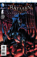 Batman Arkham Knight Annual Vol 1 1