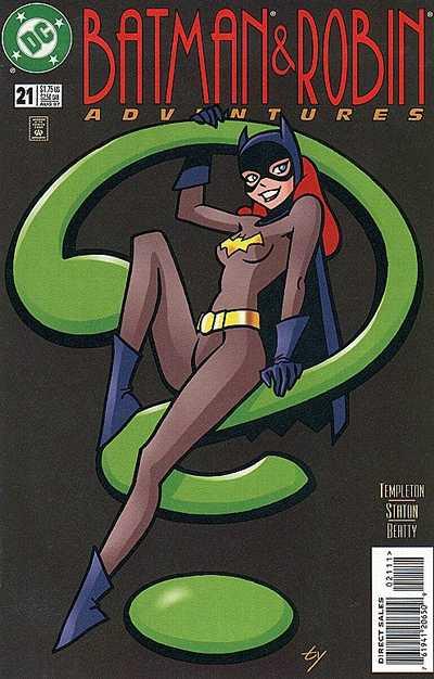 The Batman and Robin Adventures Vol 1 21