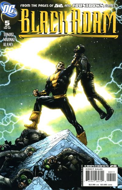 Black Adam: The Dark Age Vol 1 5