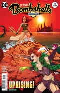 DC Comics Bombshells Vol 1 18