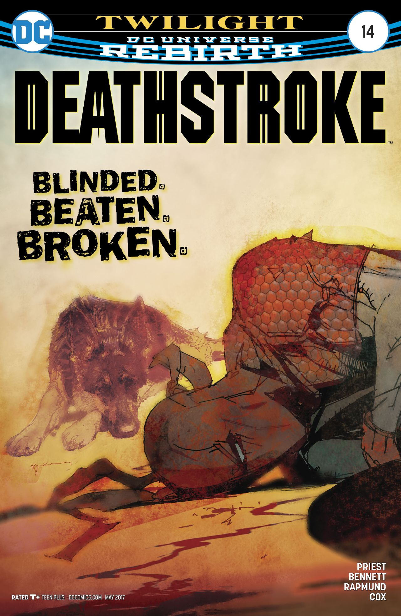 Deathstroke Vol 4 14