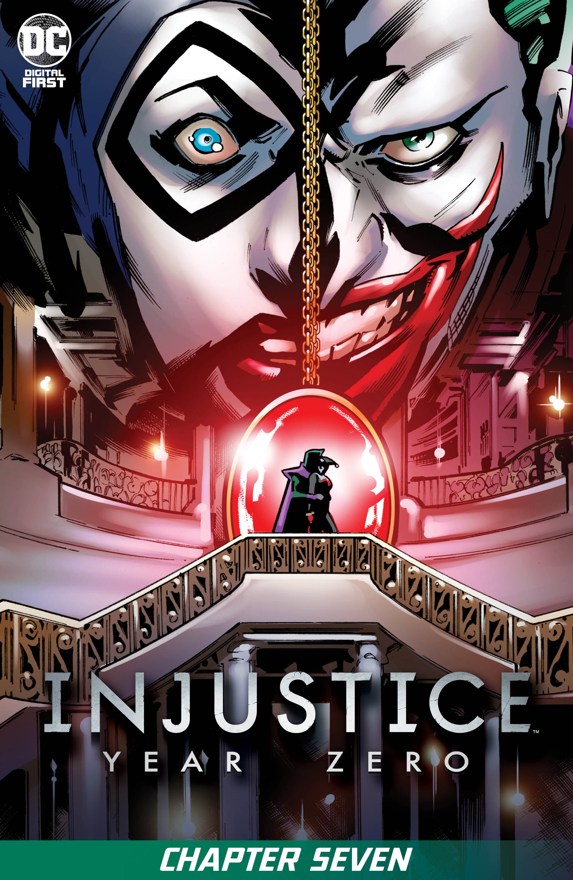 Injustice: Year Zero Vol 1 7 (Digital)