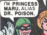 Princess Maru (Earth-Two)