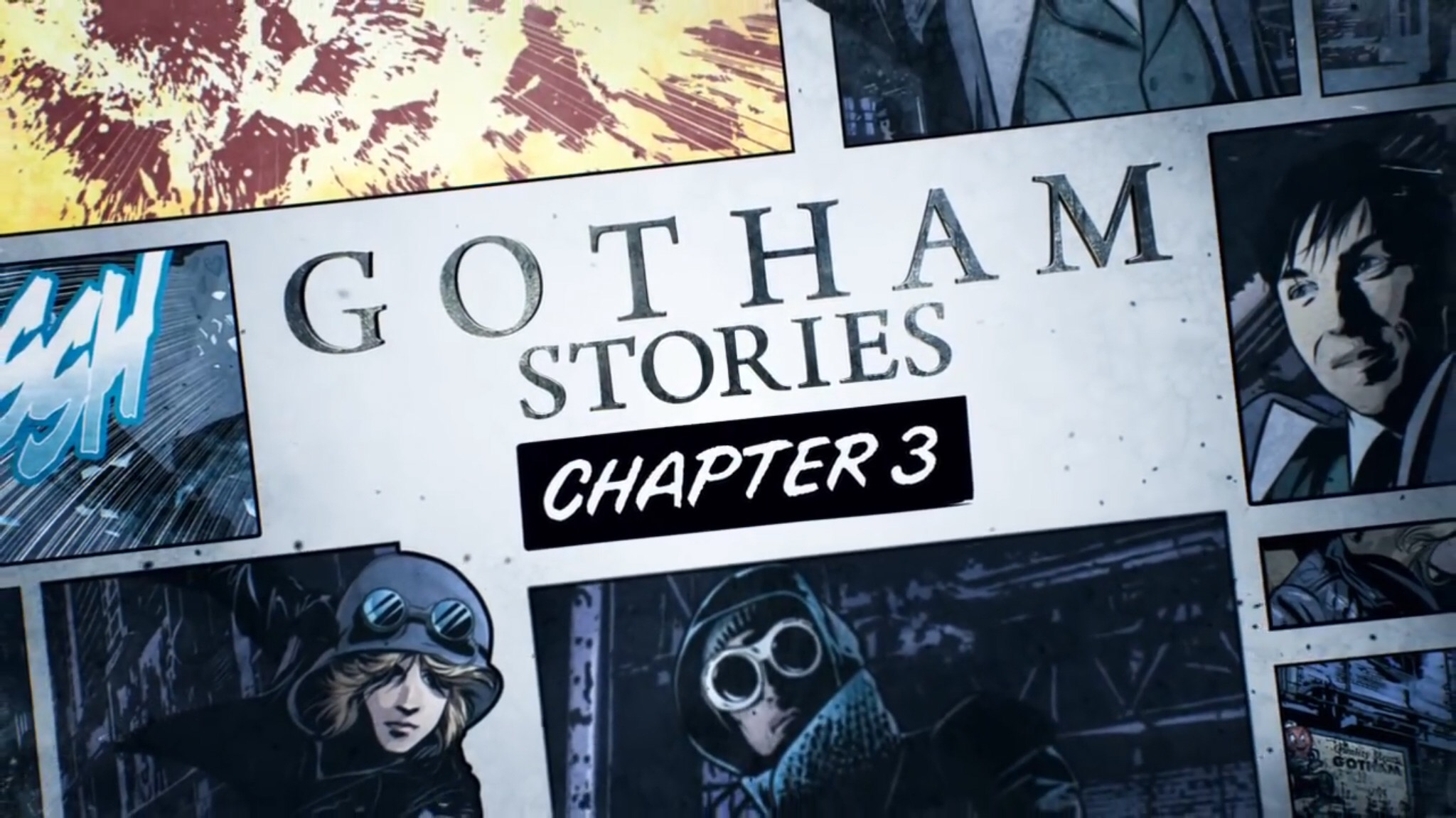 Gotham Stories (Webseries) Episode: Chapter 3