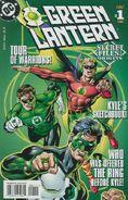 Green Lantern Secret Files and Origins 1