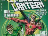Green Lantern Secret Files and Origins Vol 1 1