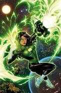 Green Lanterns Vol 1 1 Textless Variant