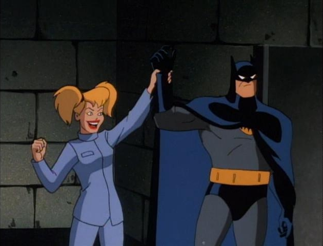 Batman (1992 TV Series) Episode: Harlequinade
