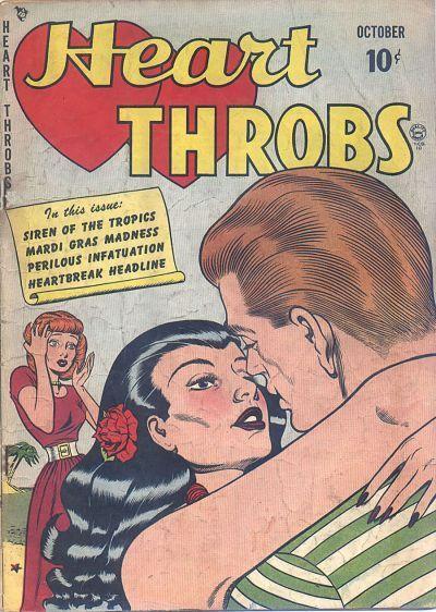 Heart Throbs Vol 1 2