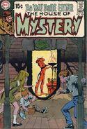 House of Mystery v.1 184