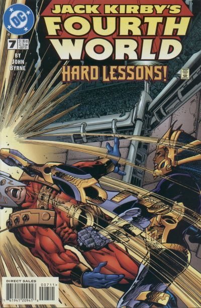 Jack Kirby's Fourth World Vol 1 7