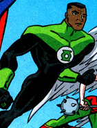 John Stewart Teen Titans