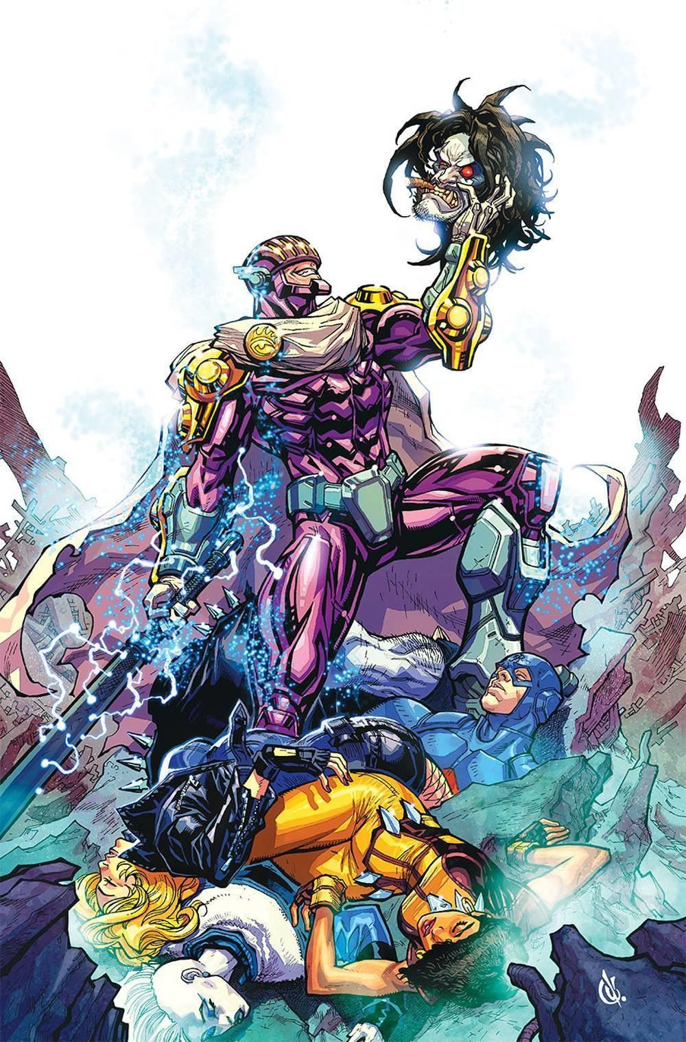 Prometheus (Prime Earth)