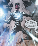 Limbo Lantern (Dark Multiverse)