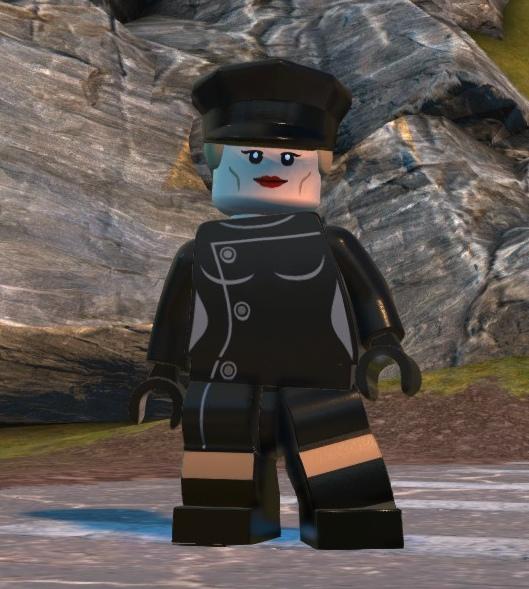 Mercy Graves (Lego Batman)