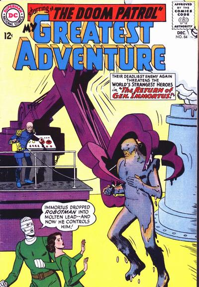 My Greatest Adventure Vol 1 84