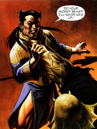 Nightwing Riddle of the Beast 001