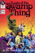 Roots of the Swamp Thing 3