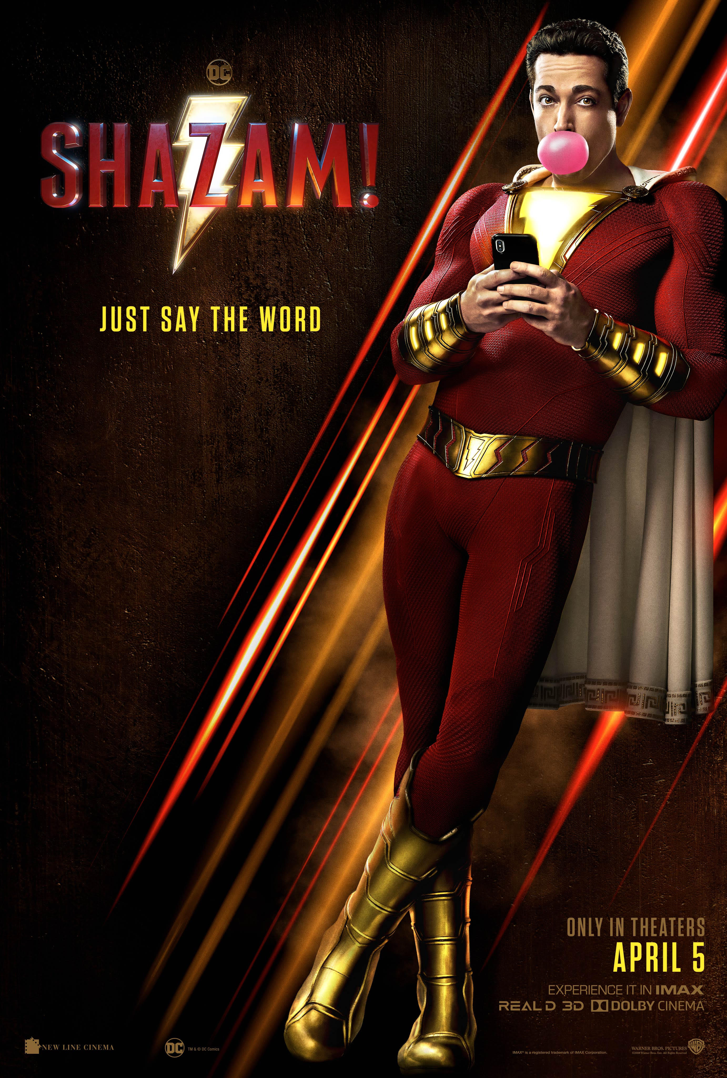 Shazam! (Movie)
