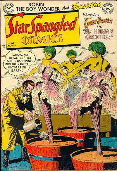 Star-Spangled Comics Vol 1 129