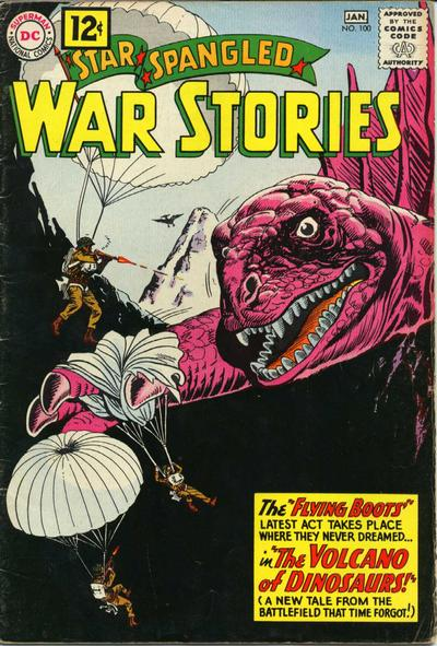 Star-Spangled War Stories Vol 1 100