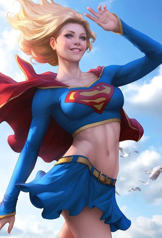 Supergirl Vol 7 28 Textless Variant.png