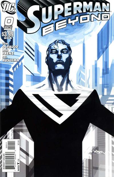 Superman Beyond Vol 1 0