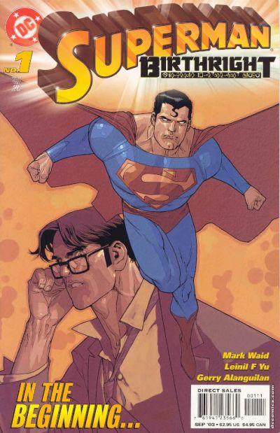 Superman: Birthright Vol 1
