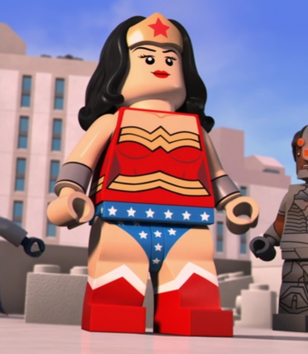 Diana of Themyscira (Lego DC Heroes)