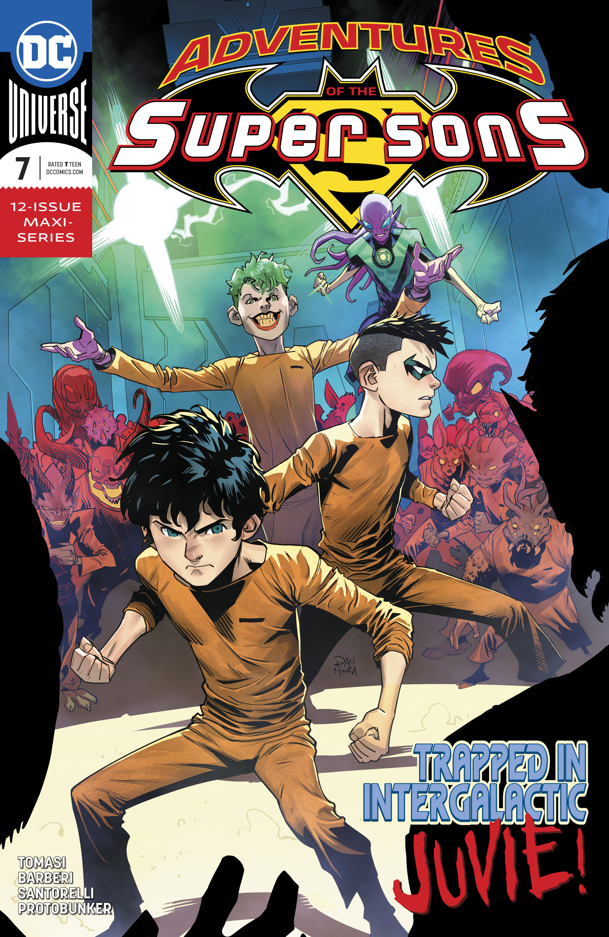 Adventures of the Super Sons Vol 1 7