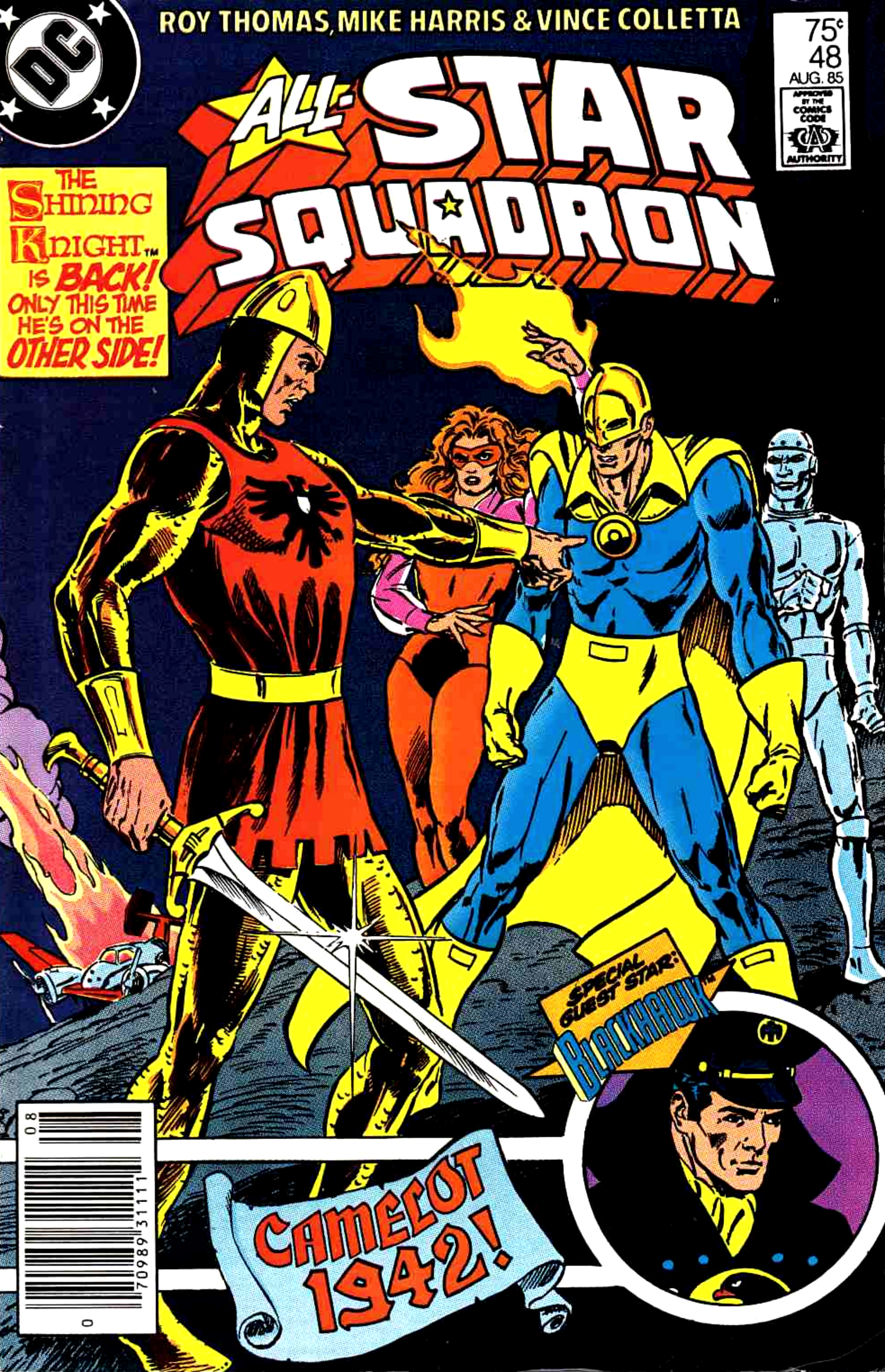 All-Star Squadron Vol 1 48