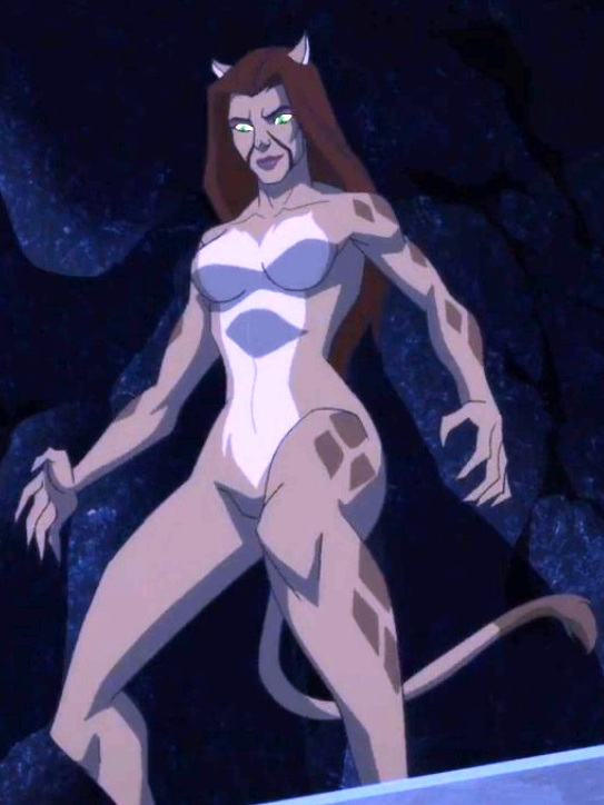 Barbara Minerva (DC Animated Movie Universe)