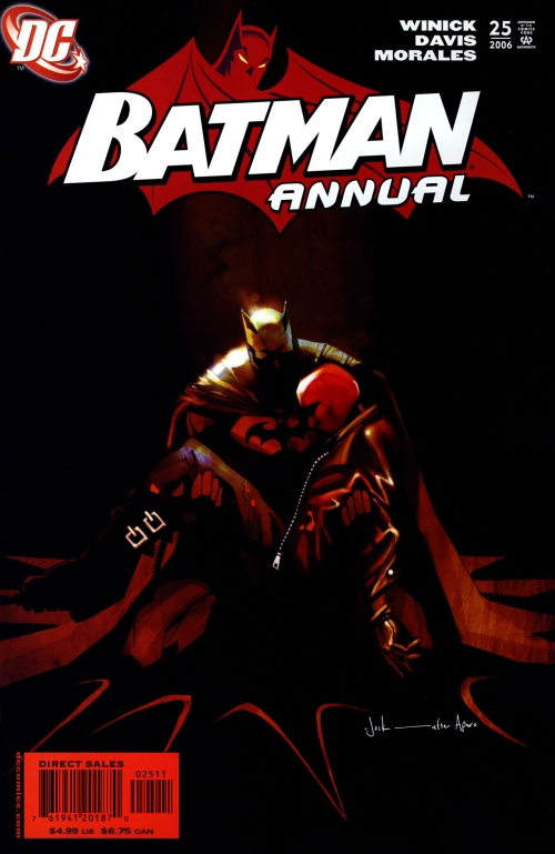 Batman Annual Vol 1 25