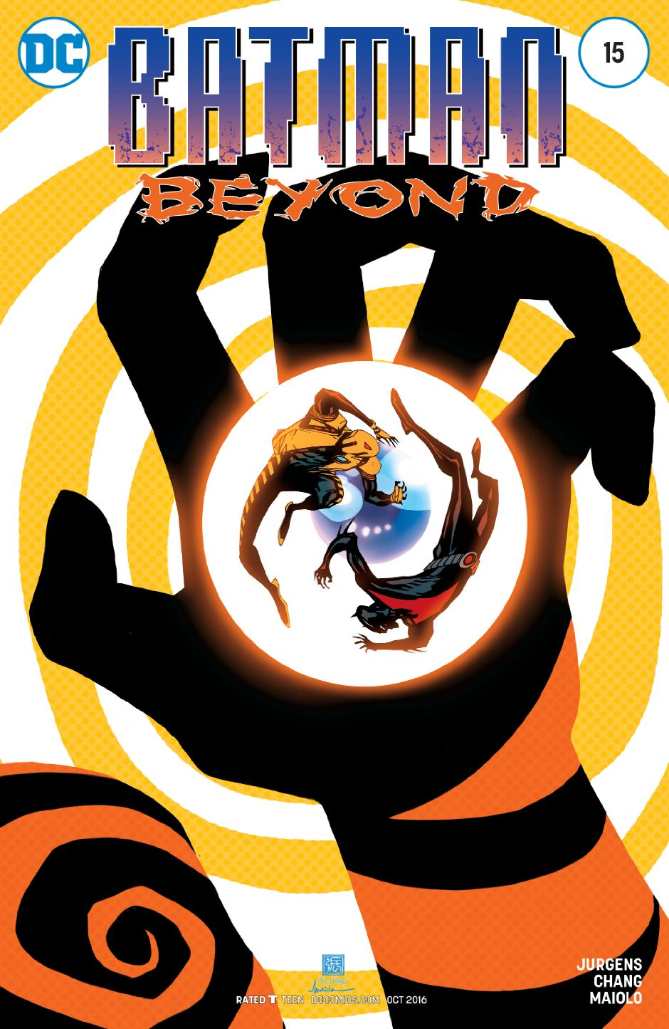 Batman Beyond Vol 5 15