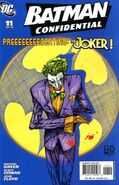 Batman Confidential 11