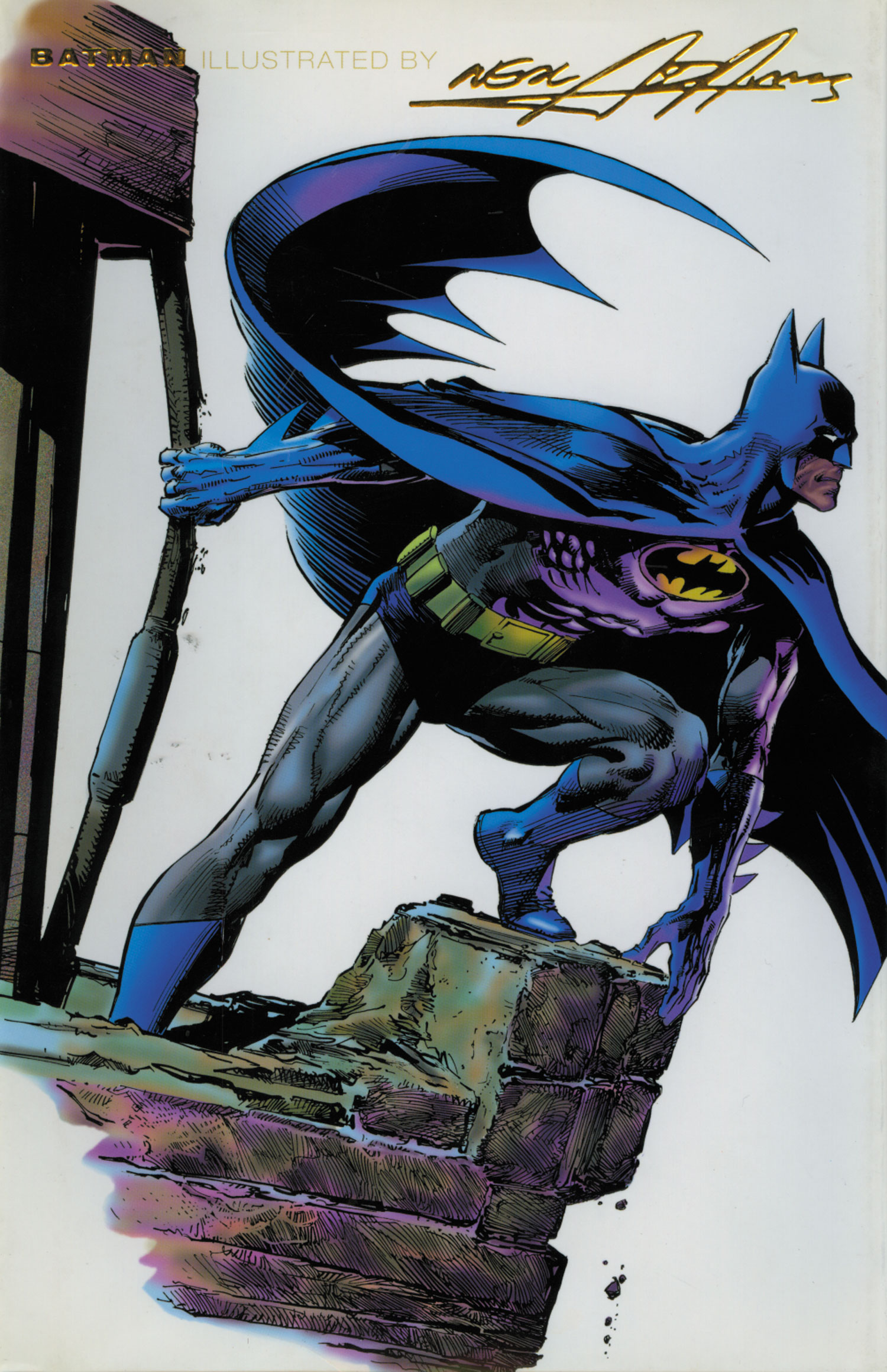 Batman Illustrated by Neal Adams Vol 3 (Collected)