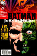 Batman Jekyll and Hyde Vol 1 6