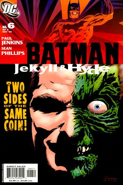 Batman: Jekyll and Hyde Vol 1 6