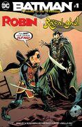 Batman Prelude to the Wedding Robin vs. Ra's al Ghul Vol 1 1