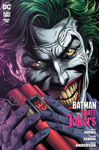 Joker Bomb Variant