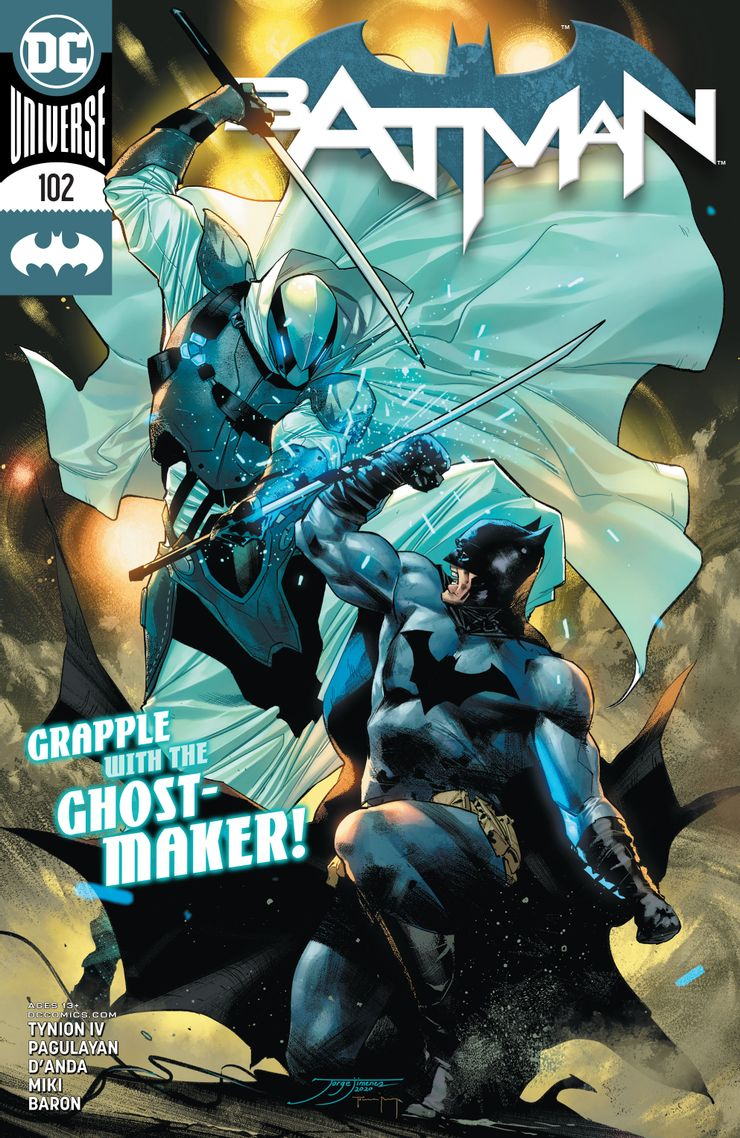 Batman Vol 3 102