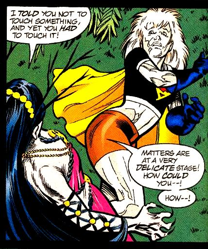 Bizarro Supergirl (New Earth)