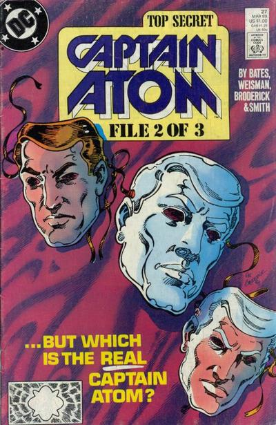 Captain Atom Vol 2 27