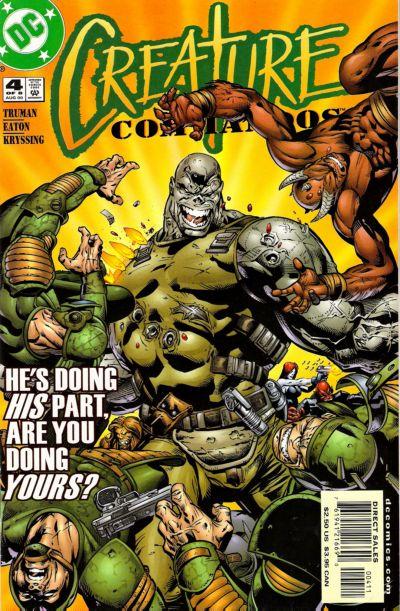 Creature Commandos Vol 1 4