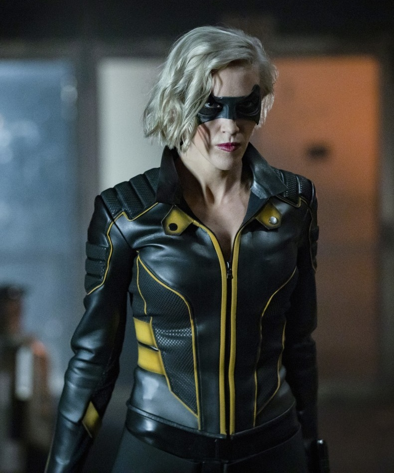 Dinah Laurel Lance (Arrowverse: Earth-2)