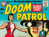 Doom Patrol Vol 1 92