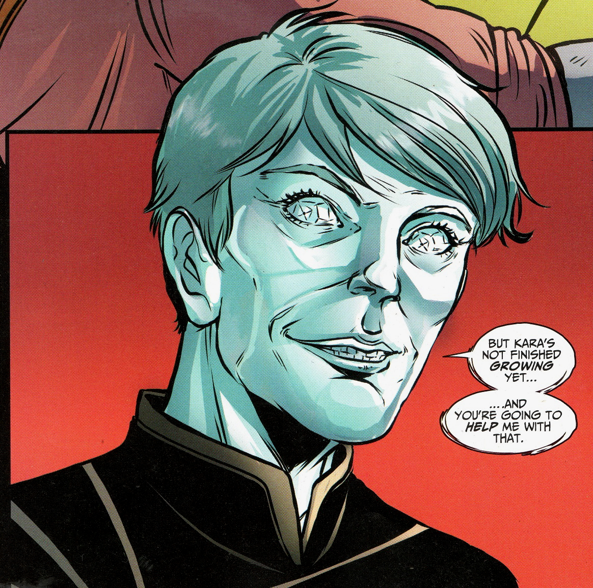Facet Jens (Arrowverse: Earth-38)