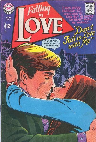 Falling in Love Vol 1 93